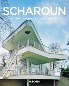 Libro Scharoun. Ediz. italiana