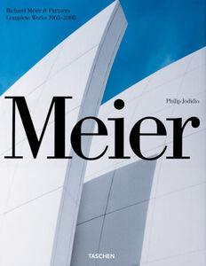 Foto Cover di Meier, Libro di Philip Jodidio, edito da Taschen