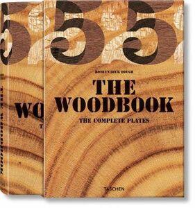Foto Cover di The woodbook. Ediz. inglese, tedesca e francese, Libro di Klaus U. Leistikow,Holger Thus, edito da Taschen