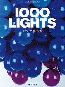 Libro One thousand lights. Ediz. italiana, spagnola e portoghese. Vol. 2: 1960 to present.