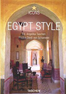 Libro Egypt Style. Ediz. italiana, spagnola e portoghese