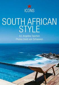 Libro South African Style. Ediz. italiana, spagnola e portoghese Christiane Reiter , Deidi von Schaewen