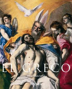Foto Cover di El Greco. Ediz. italiana, Libro di Michael Scholz-Hänsel, edito da Taschen