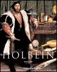 Foto Cover di Holbein, Libro di Norbert Wolf, edito da Taschen