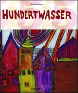 Foto Cover di Hundertwasser, Libro di Harry Rand, edito da Taschen
