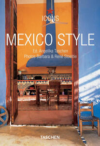 Mexico Style. Ediz. italiana, spagnola e portoghese - copertina