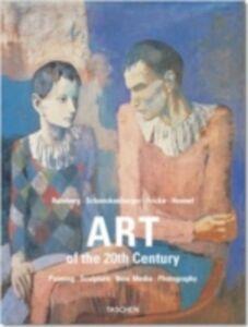 Foto Cover di Art of the 20th century, Libro di  edito da Taschen