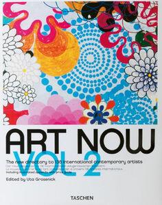 Foto Cover di Art now! 2. Ediz. italiana, spagnola e portoghese, Libro di  edito da Taschen