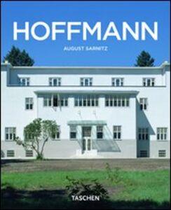 Foto Cover di Josef Hoffmann 1870-1956, Libro di August Sarnitz, edito da Taschen