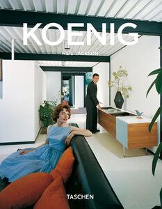 Foto Cover di Koenig Pierre 1925-2004, Libro di Neil Jackson, edito da Taschen