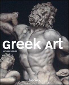 Foto Cover di Arte greca, Libro di Michael Siebler, edito da Taschen