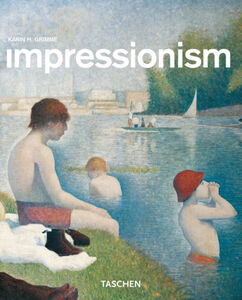 Foto Cover di Impressionismo, Libro di Karin Grimme, edito da Taschen