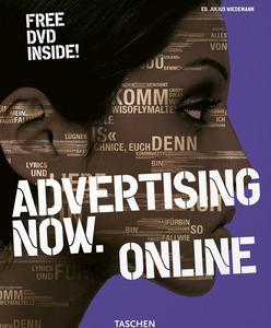 Libro Advertising Now. Online. Con DVD. Ediz. italiana, spagnola e portoghese