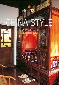 Libro China style. Ediz. italiana, spagnola e portoghese Daisann McLane , Reto Guntli