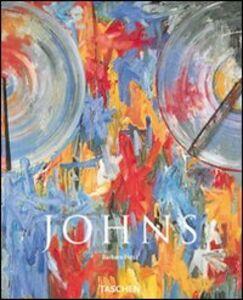 Foto Cover di Johns Jasper. Ediz. italiana, Libro di Barbara Hess, edito da Taschen