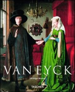 Libro Van Eyck. Ediz. italiana Till H. Borchert