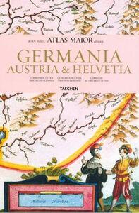 Foto Cover di Atlas Maior. Germany. Ediz. multilingue, Libro di  edito da Taschen