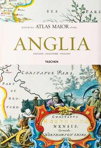 Foto Cover di Atlas Maior. England. Ediz. multilingue, Libro di  edito da Taschen