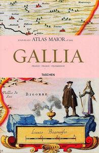 Foto Cover di Atlas maior. France. Ediz. francese, inglese e tedesca, Libro di  edito da Taschen
