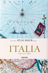 Atlas major of 1665. Italia