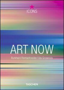 Libro Arte oggi Bukhard Riemschneider , Uta Grosenick