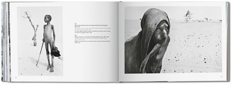 Libro Africa. Ediz. italiana, spagnola e portoghese Sebastião Salgado 4