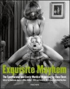 Libro Exquisite Mayhem. Ediz., inglese, francese e tedesca