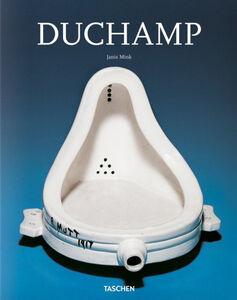 Foto Cover di Duchamp, Libro di Janice Mink, edito da Taschen