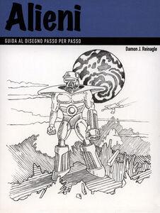 Foto Cover di Disegno. Alieni, Libro di  edito da Taschen