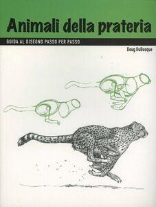 Foto Cover di Disegno. Animali della prateria, Libro di  edito da Taschen