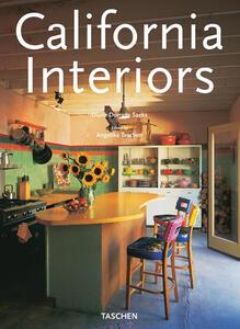 California interiors. Ediz. italiana, spagnola e portoghese - copertina