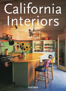 Foto Cover di California interiors. Ediz. italiana, spagnola e portoghese, Libro di  edito da Taschen