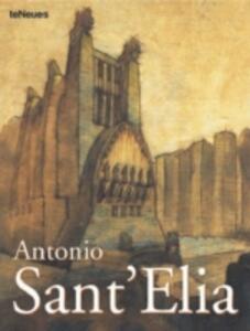 Antonio Sant'Elia - copertina
