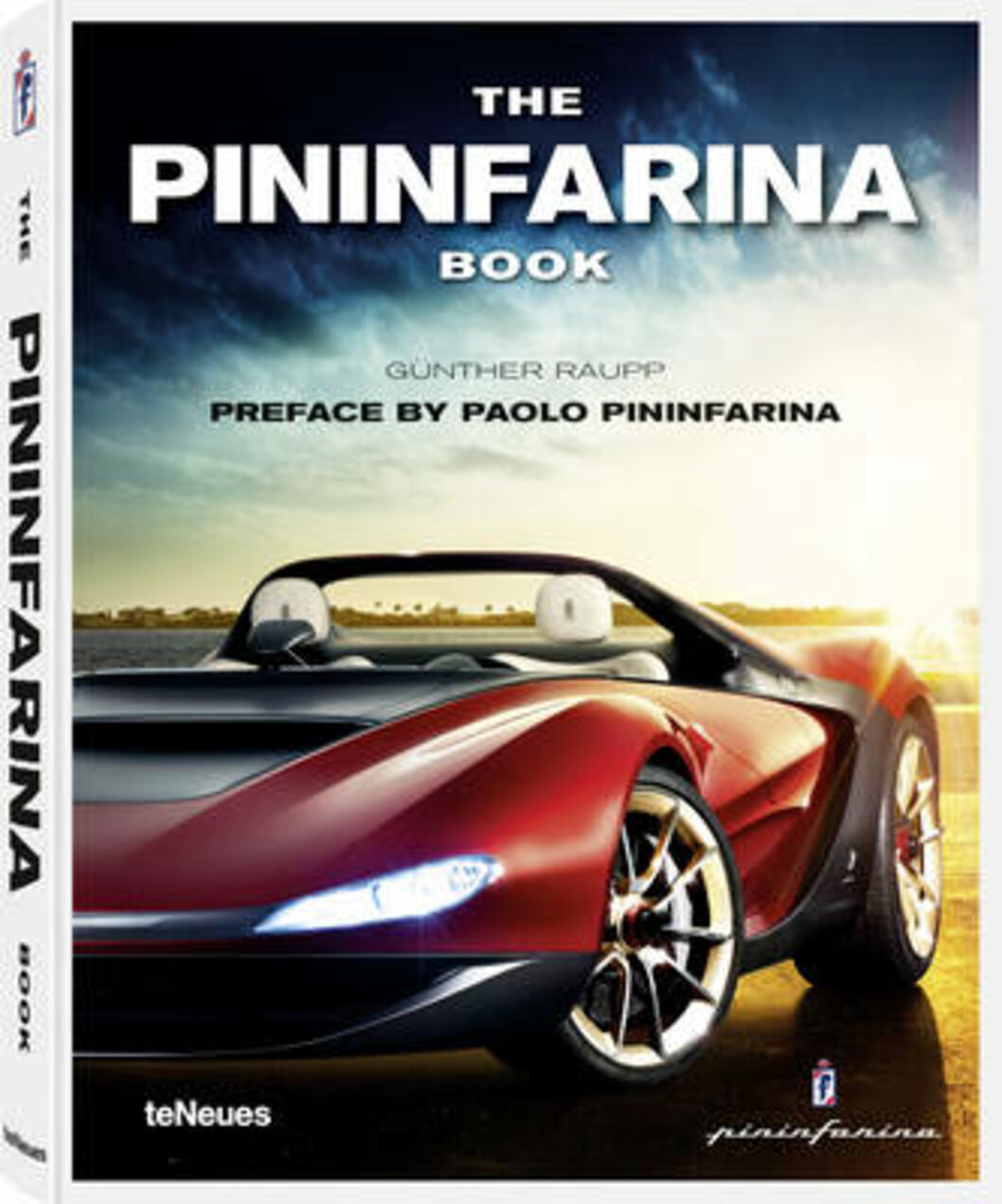 The Pininfarina book. Ediz. multilingue