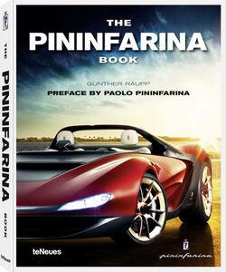 Foto Cover di The Pininfarina book. Ediz. multilingue, Libro di Günther Raupp, edito da TeNeues