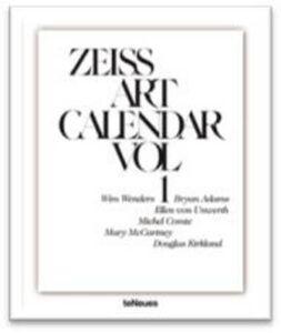 Libro Zeiss art calendar. Vol. 1