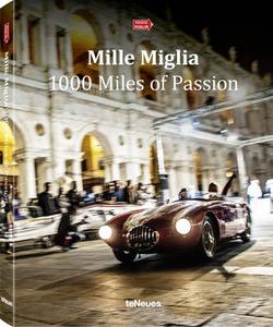 Libro Mille miglia. 1000 miles of passion  0
