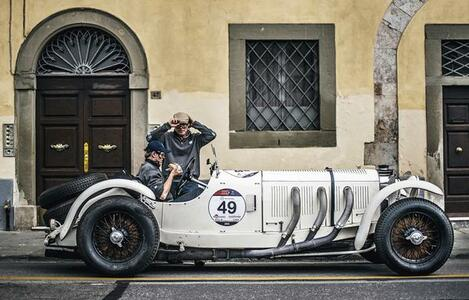 Mille miglia. 1000 miles of passion - 2