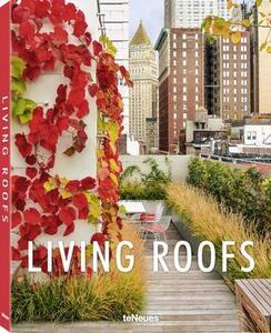 Living roofs. Ediz. illustrata - Ashley Penn - copertina