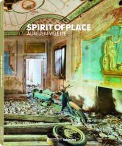 Libro Spirit of place Aurelien Villette