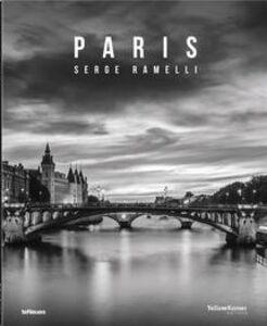 Foto Cover di Paris, Libro di Serge Ramelli, edito da TeNeues