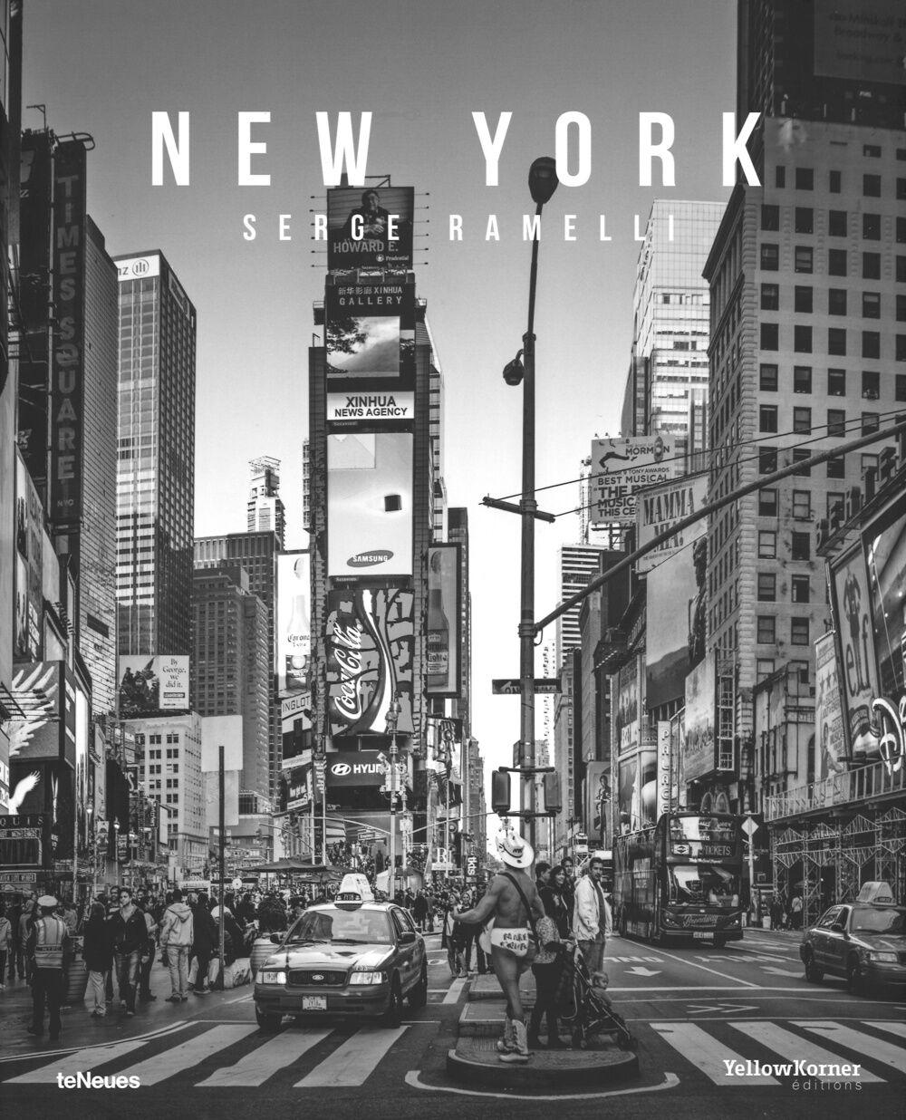 New York. Ediz. inglese, tedesca, francese