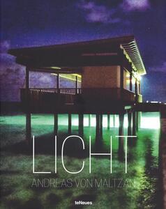 Licht. Andreas von Maltzan. Ediz. inglese e tedesca - copertina