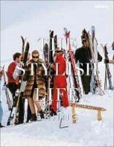 The stylish life: skiing - Gabriella Le Breton - copertina