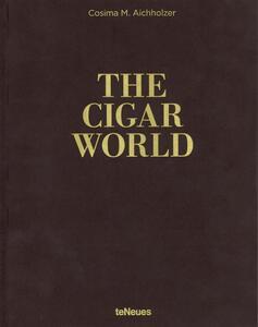 Cosima M. Aichholzer. The cigar world - copertina