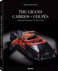 Libro Mercedes-Benz. The grand cabrios & coupés. Ediz. inglese, tedesca e cinese René Staud