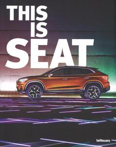 This is seat. Ediz. inglese, spagnola, tedesca - copertina
