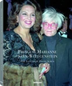Princess Marianne. Ediz. illustrata - copertina