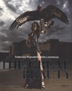 Libro The great beauty. Ediz. italiana e inglese Federico Pignatelli della Leonessa