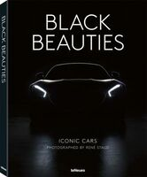 Black beauties. Iconic cars